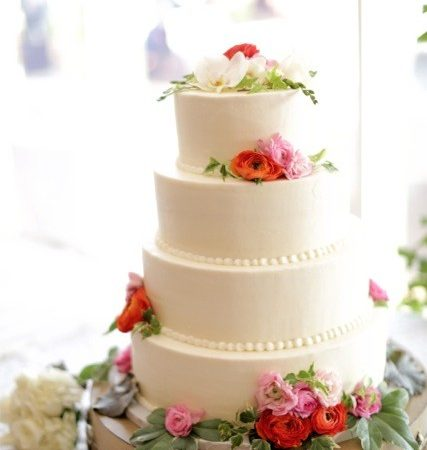 Cake Decor Flowers