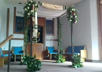 Synagogue Decorative Arch